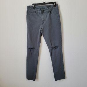 ASOS Distressed Skinny Jean